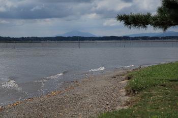 親沢の鼻からの筑波山